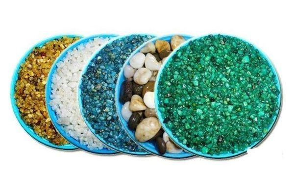 аквариумный камень для дренажа